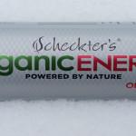 Scheckter's Organic Energy Drink U.S. Market Debut