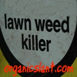 Weed and Feed Herbicide Danger