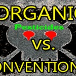 Organic food reduced amount of pesticide in family
