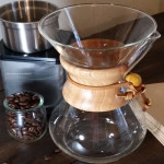 Challenge Conventional Coffee Using CHEMEX Coffeemaker