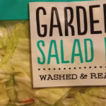 Precut Salad May Encourage Growth Of Salmonella