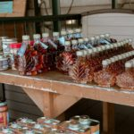Maple syrup extract enhances antibiotic action